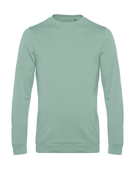 "Sweatshirt French Terry ""sage green"" 10 pièces"