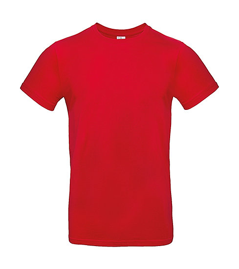 Tee-shirt premium rouge 10 pièces