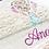 Thumbnail: Drap de bain éthique attrape rêve - cadeau personnalisé