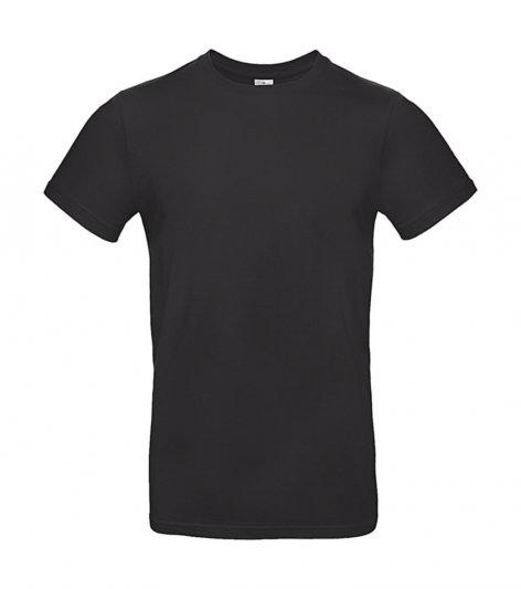 """Tee-shirt premium """"used black"""" pièce unique"""