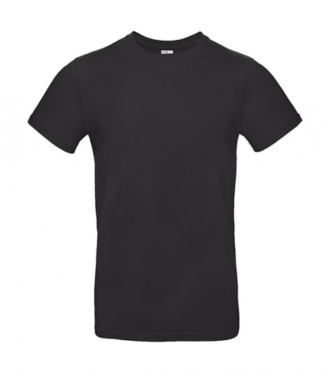 "Tee-shirt premium ""used black"" 100 pièces"