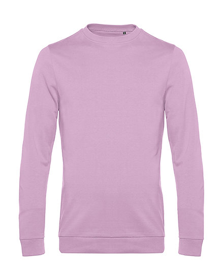 "Sweatshirt French Terry ""candy pink"" pièce unique"