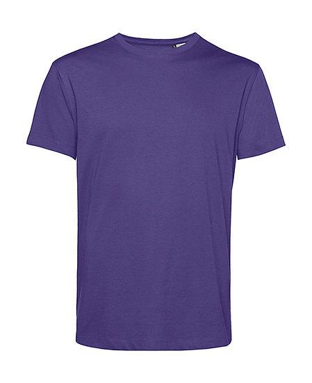 """Tee-shirt éthique """"radiant purple"""" 50 pièces"""