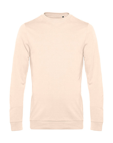 "Sweatshirt French Terry ""pale pink"" pièce unique"