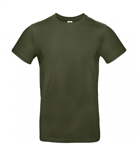 "Tee-shirt premium ""urban khaki"" pièce unique"