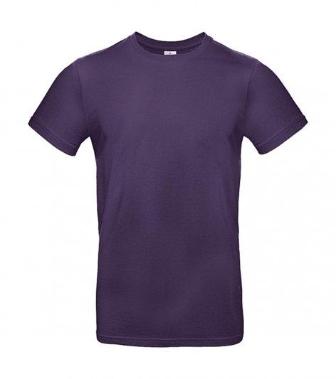 "Tee-shirt premium ""radiant purple"" 50 pièces"