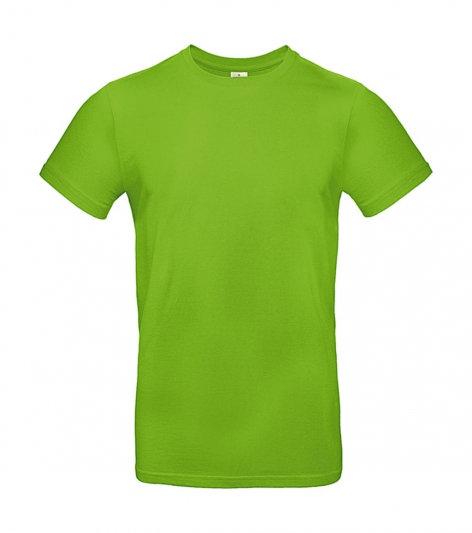 """Tee-shirt premium """"orchid green"""" pièce unique"""