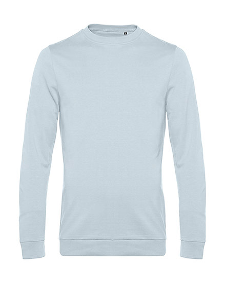 """Sweatshirt French Terry """"pure sky"""" 50 pièces"""