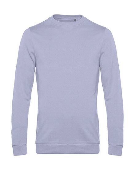 "Sweatshirt French Terry ""lavender"" pièce unique"