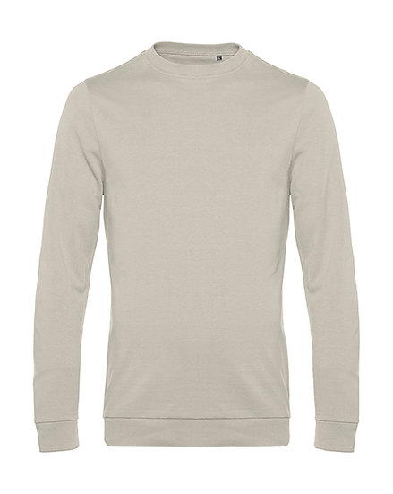 "Sweatshirt French Terry ""grey fog"" pièce unique"