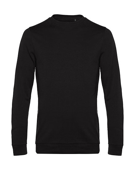 "Sweatshirt French Terry ""black pure"" 50 pièces"