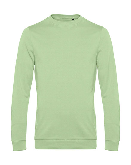 "Sweatshirt French Terry ""light jade"" 100 pièces"