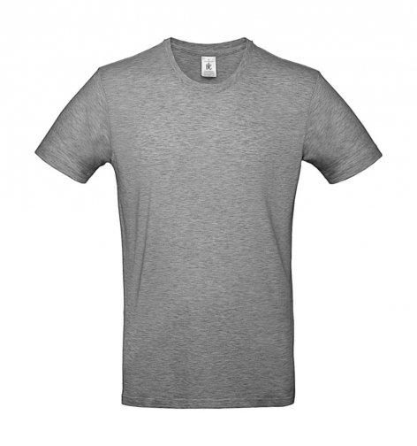 "Tee-shirt premium ""sport grey"" 10 pièces"