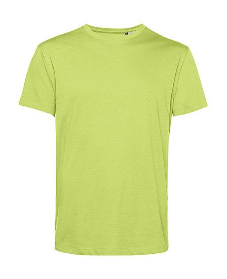 """Tee-shirt éthique """"lime"""" 50 pièces"""