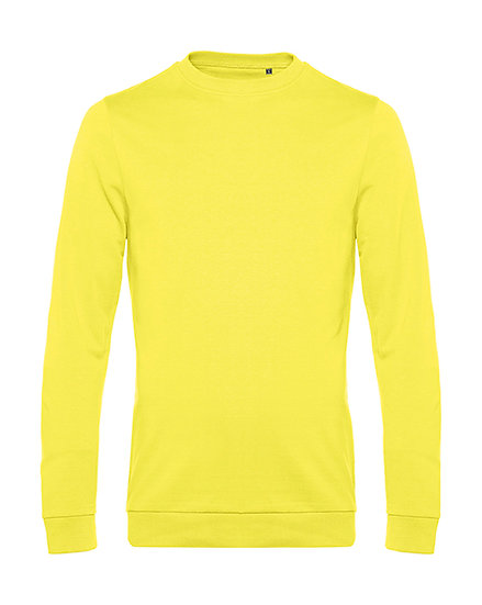 "Sweatshirt French Terry ""solar yellow"" 10 pièces"