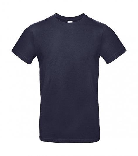 "Tee-shirt premium ""navy blue"" 10 pièces"