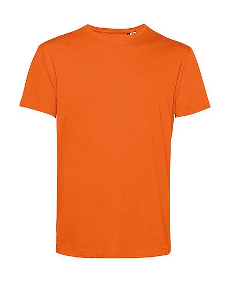 """Tee-shirt éthique """"pure orange"""" 50 pièces"""