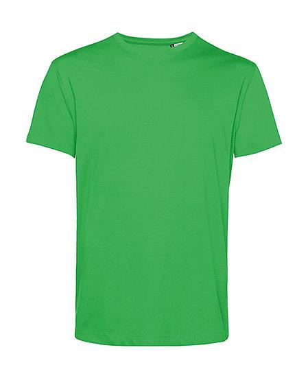 """Tee-shirt éthique """"apple green"""" pièce unique"""