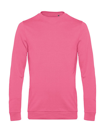 "Sweatshirt French Terry ""pink fizz"" 10 pièces"