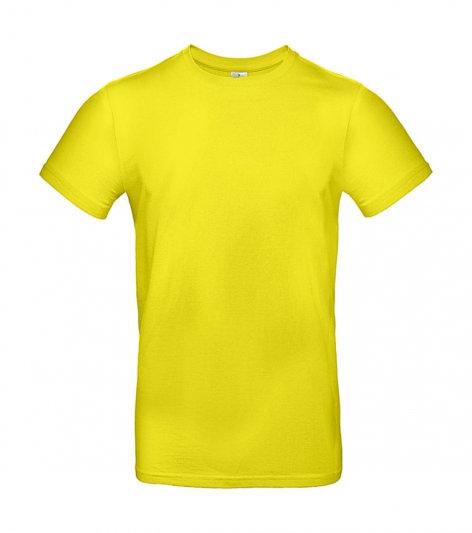 "Tee-shirt premium ""solar yellow"" 50 pièces"