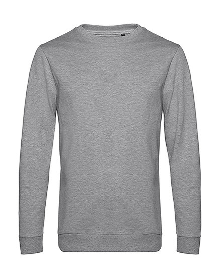 "Sweatshirt French Terry ""heather grey"" 50 pièces"