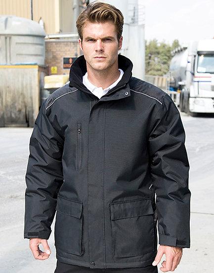 Manteau de travail Vostex Long brodé