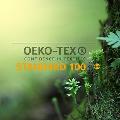 Label Oeko-Tex | 3 Monstres