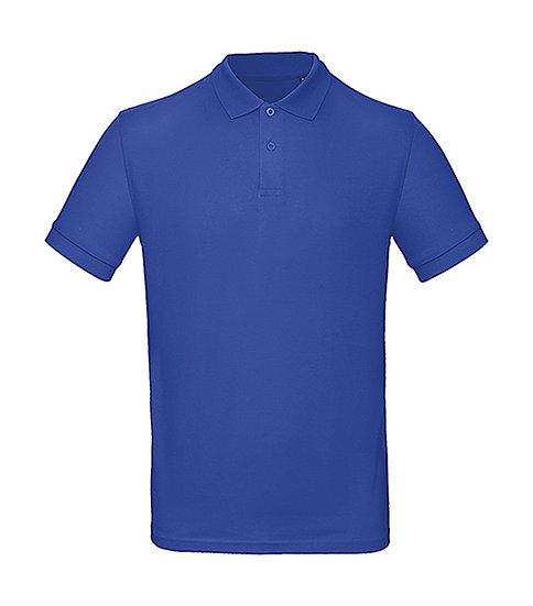 """Polo éthique """"cobalt blue"""" 100 pièces"""