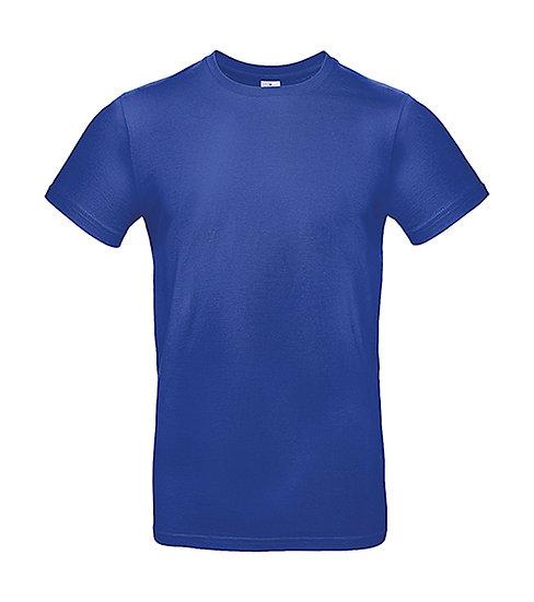 "Tee-shirt premium ""cobalt blue"" 50 pièces"