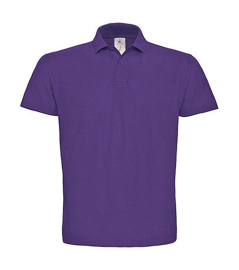 """Polo premium """"purple"""" pièce unique"""