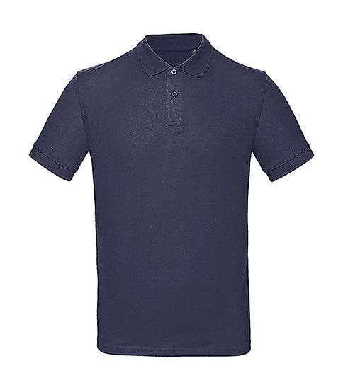 """Polo éthique """"navy blue"""" 10 pièces"""