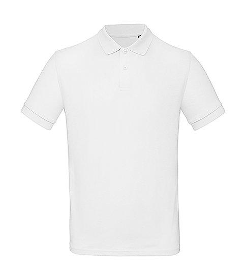 Polo éthique blanc 10 pièces