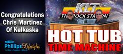 KLT Winner Hot Tub 2021