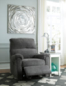 $598 One Touch Control Power Recliner Ch