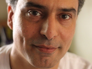 Interview with Zubin Zarthoshtimanesh