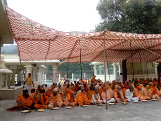 Experiences and reflections of the Vedanta Camp