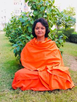 Swamini Brahmaprajnananda Saraswati