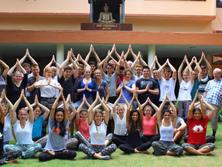 The Oldest Organised Yoga Centre In The World