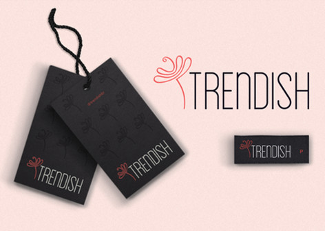 Trendish - Identidade Visual