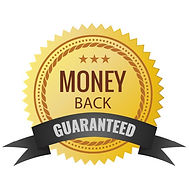 Money Back Guaranteed Badge Design Free