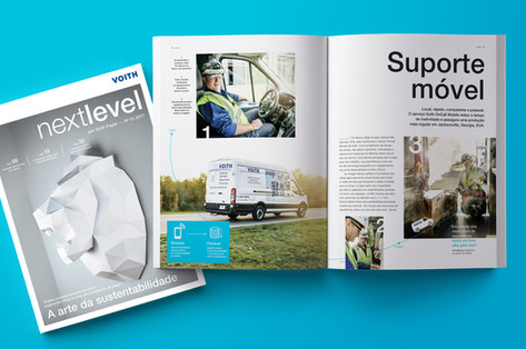 Voith - Revista Next Level