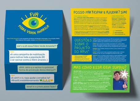 FVA - Folder sobre a Campanha