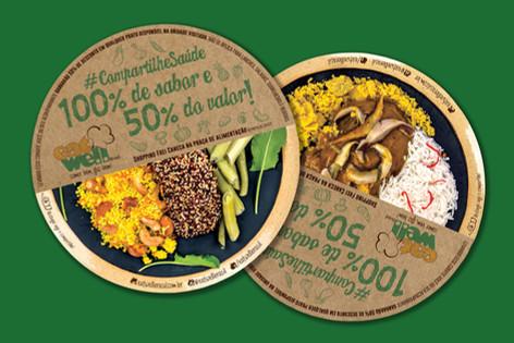 EatWell Brasil - Convite