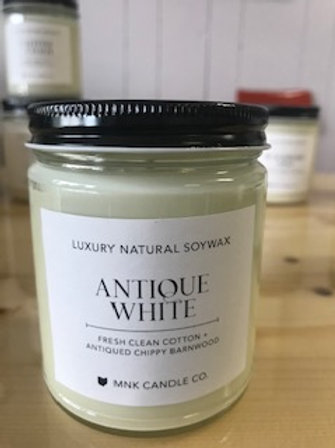 Antique White   -   MNK Candle