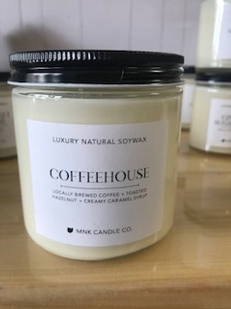 Coffeehouse  -  MNK Candle