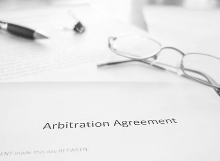 Drafting an Effective Arbitration Agreement