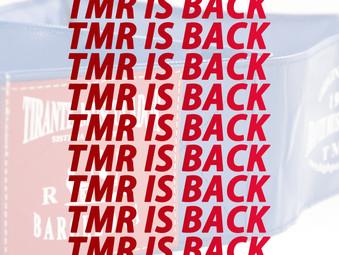 【10/15迄】 「TMR IS BACK」セール開催のお知らせ