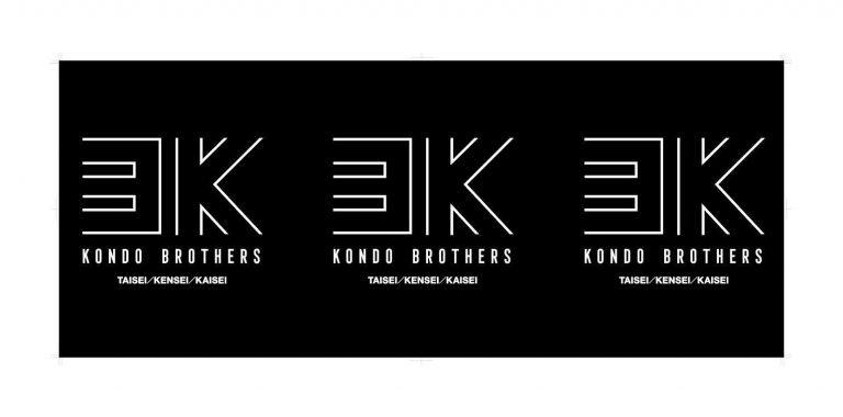 3K KONDO BROTHERSタオル