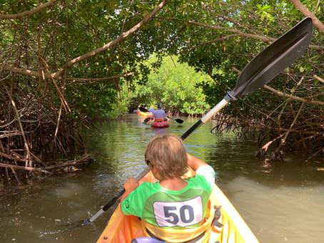 Where to go Kiteboarding, Kayaking,  Landsailing and Windsurfing in Bonaire