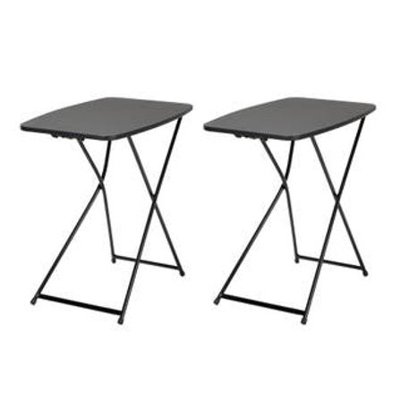 4 Small Folding Tables